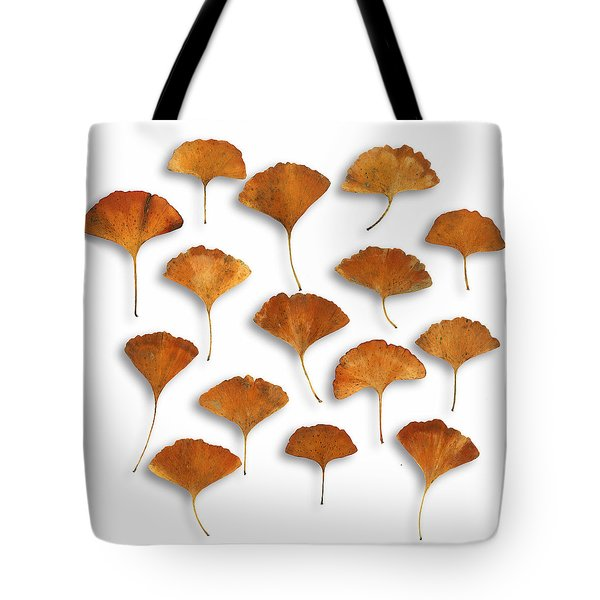 Gingkos Fall Tote Bag