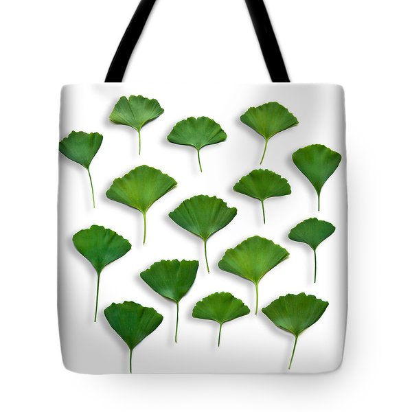 Gingkos Spring Tote Bag