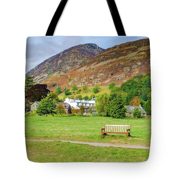 Glenridding Tote Bag