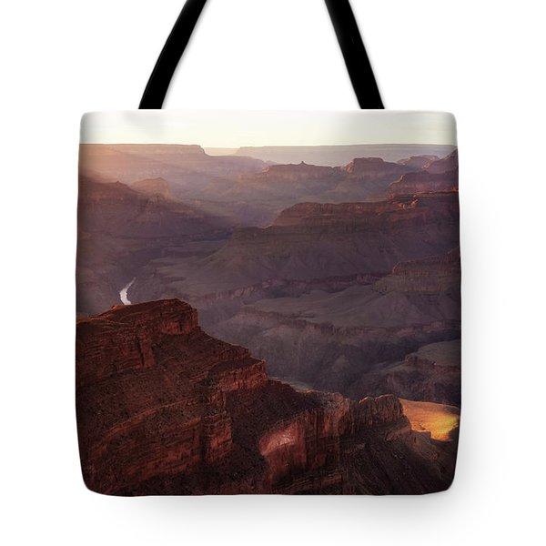 Glorious Light Tote Bag