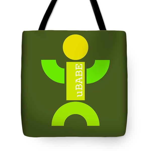 Green Style Tote Bag