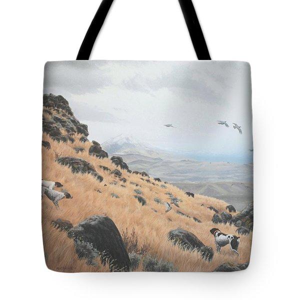 High Desert Dreams Tote Bag
