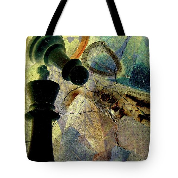 Hour Of Defeat Tote Bag