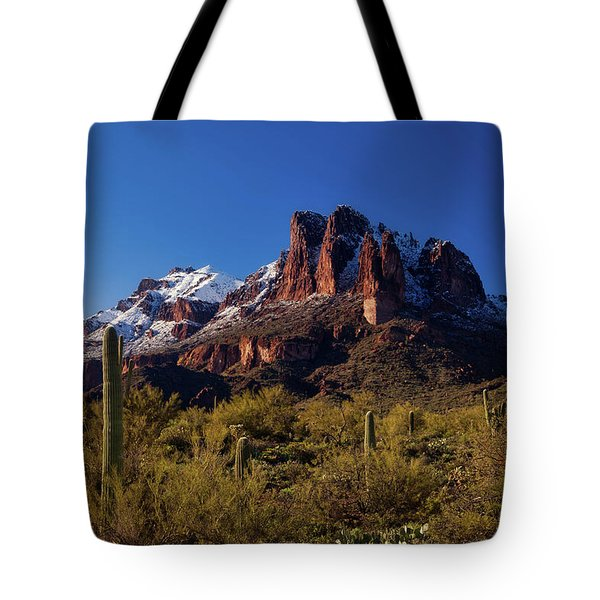 Into The West Tote Bag