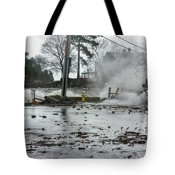 Jeep Splash Tote Bag