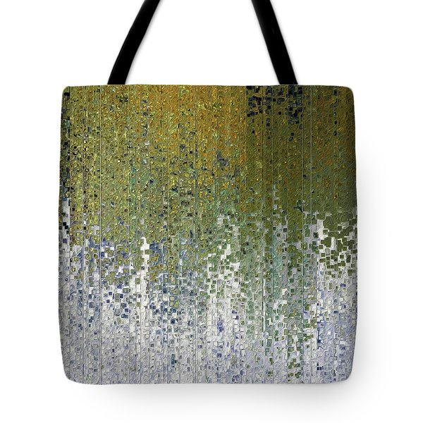 John 15 5. Abide In Me Tote Bag