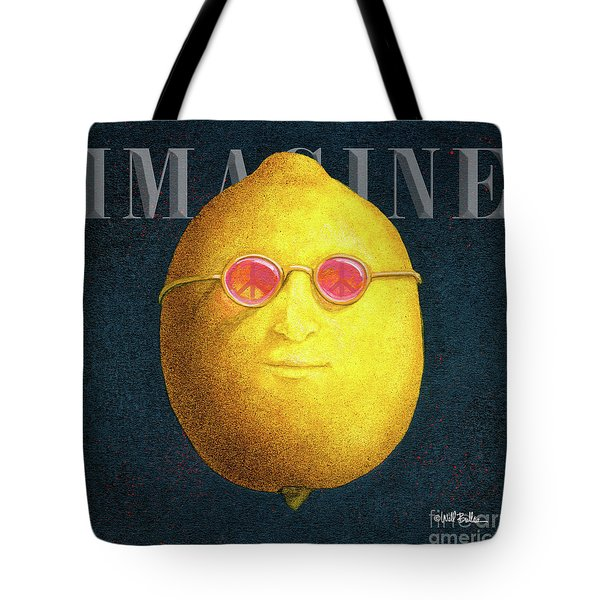 John Lemon... Tote Bag