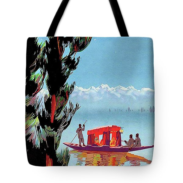Kashmir, India Tote Bag