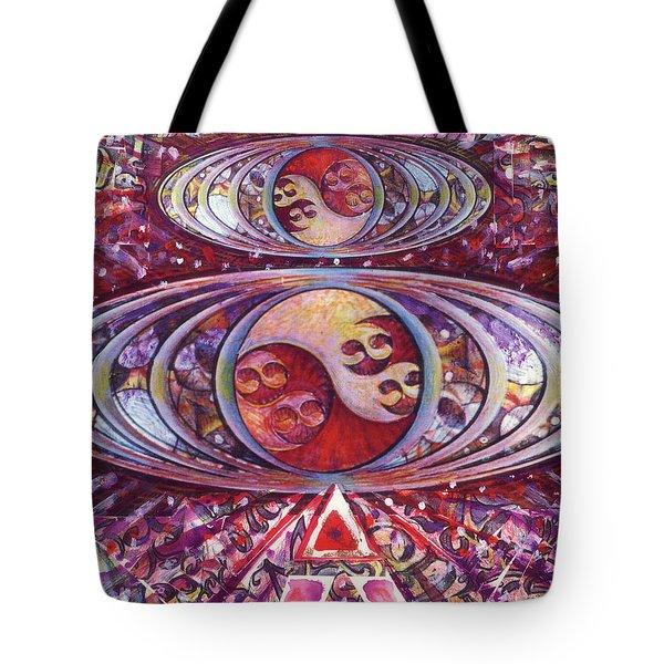 Level Tote Bag