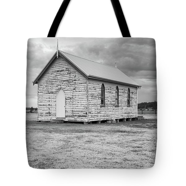 Little Paddocks Chapel Tote Bag