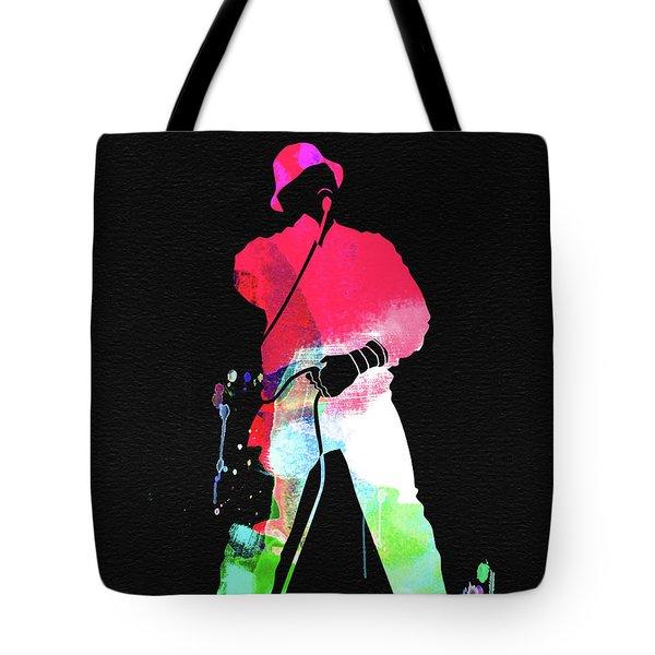 Ll Cool J Watercolor Tote Bag