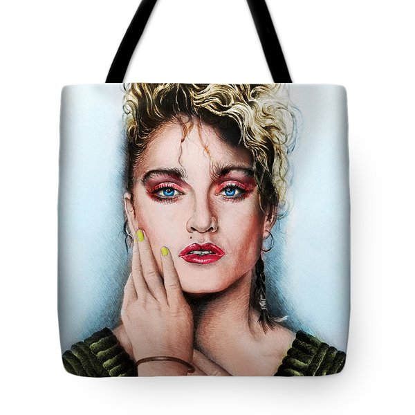 Material Girl Tote Bag