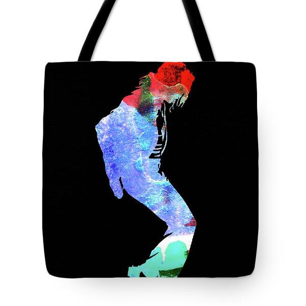 Michael Watercolor II Tote Bag