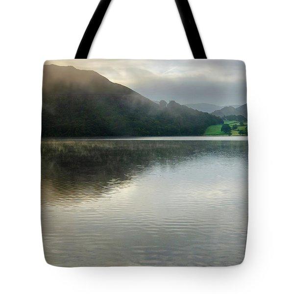 Misty Start Tote Bag