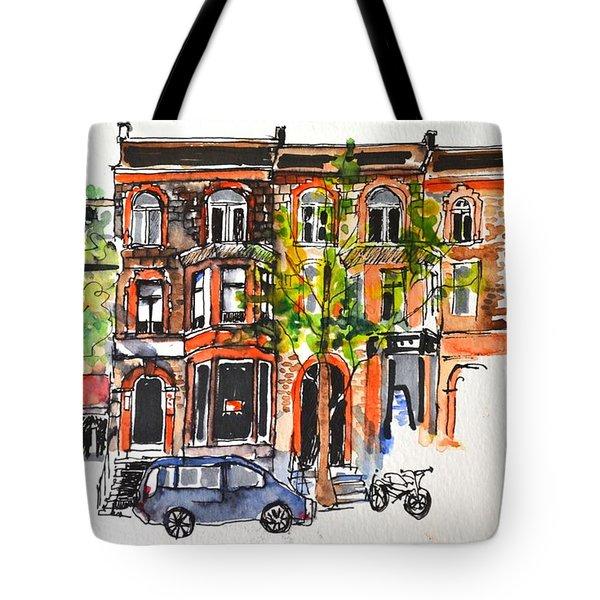 Montreal #1 Tote Bag