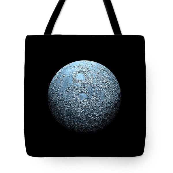 Once In A Blue Moon Tote Bag