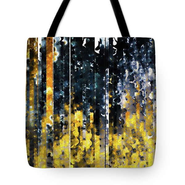 1 Peter 1 7. Tested By Fire Tote Bag