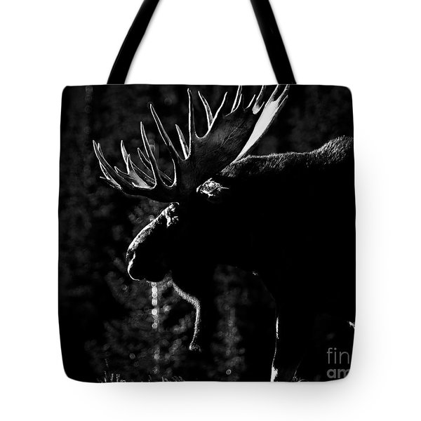 Phantom Of The Forest Tote Bag