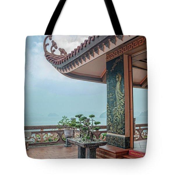 Cai Bay Padoga Tote Bag