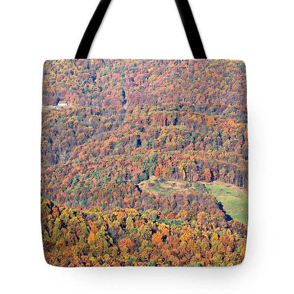 Rainbow Valley Tote Bag