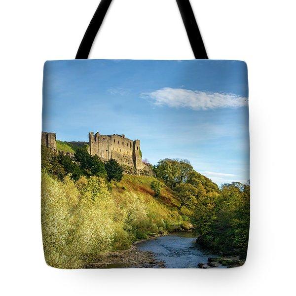 Richmond Castle Tote Bag