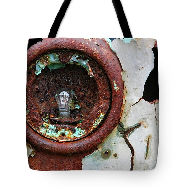 Rusty And Crusty Tote Bag