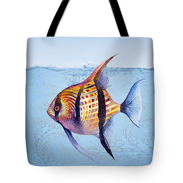 Sargasso Tote Bag