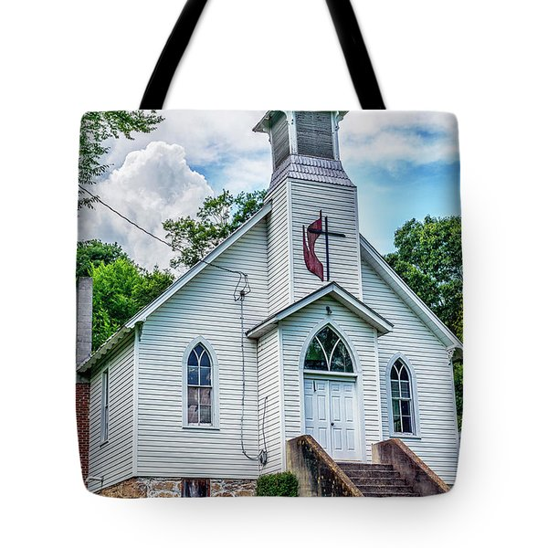 Seebert United Methodist Church Tote Bag