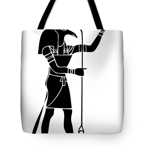Set - God Of Ancient Egypt Tote Bag