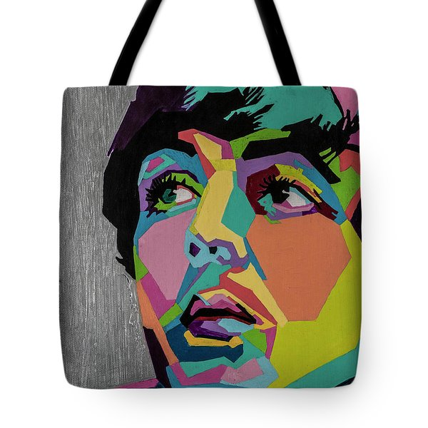 Sir Paul Mccartney Tote Bag