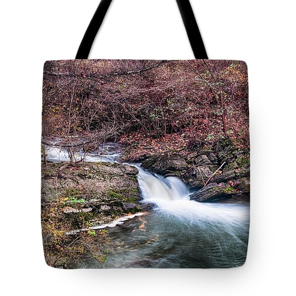 Small Falls Tote Bag