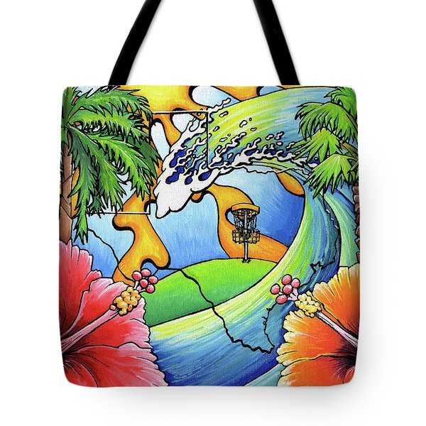 South Texas Disc Golf Tote Bag