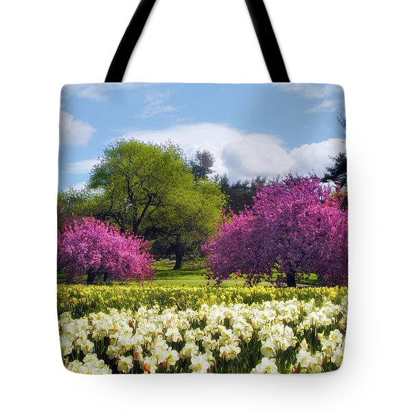 Spring Fever Tote Bag