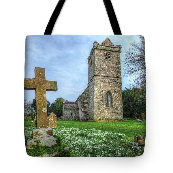 Tarrant Crawford - England Tote Bag