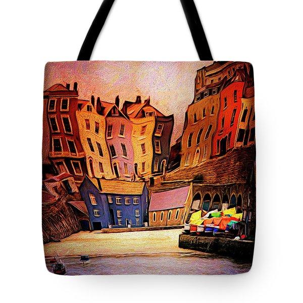 Tenby Tote Bag