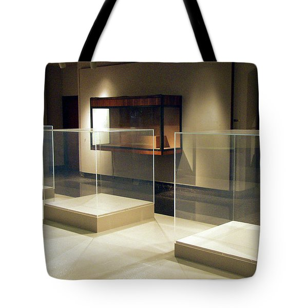 The Art Of Nothing Tote Bag