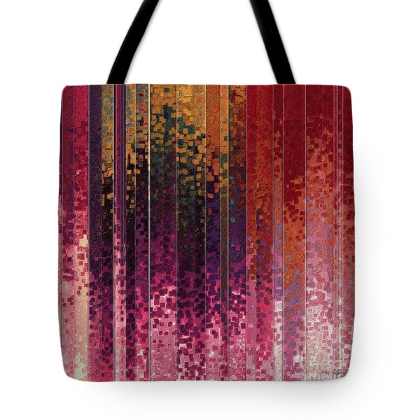 1 Timothy 6 12. Lay Hold On Eternal Life Tote Bag