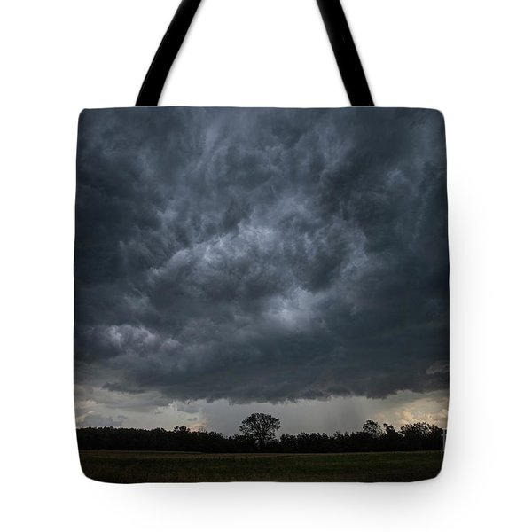 Tumult Tote Bag