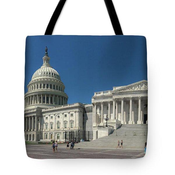 United States Capitol  Tote Bag