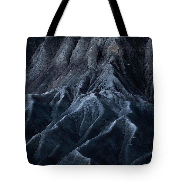 Utah Moonscape Tote Bag