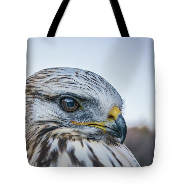 Tote Bag featuring the photograph B2 by Joshua Able's Wildlife