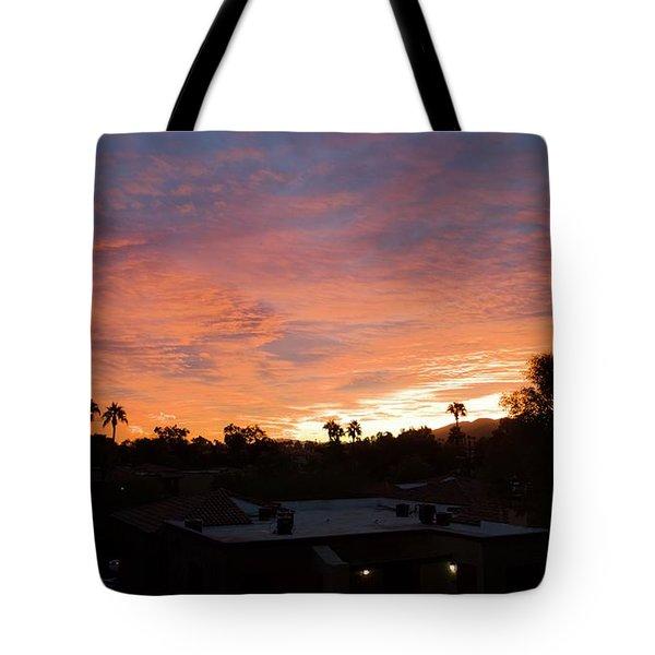 West Coast Vibe Tote Bag