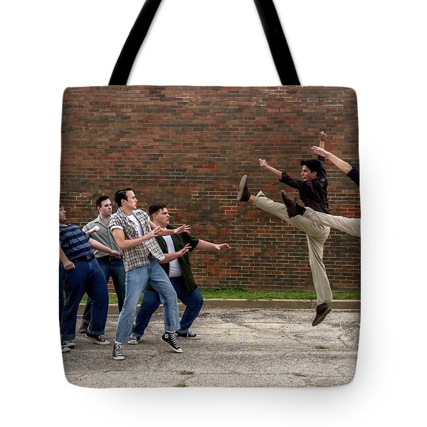 West Side Story 2 Tote Bag
