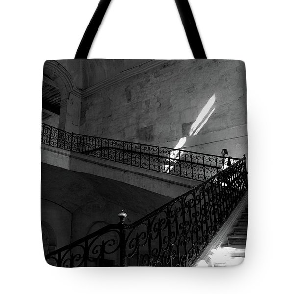 Where Does It Lead? Tote Bag