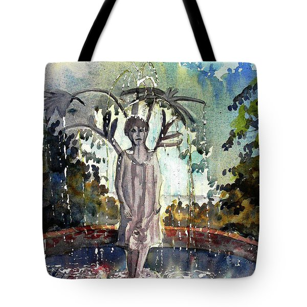 Why Does It Always Rain On Me Tote Bag