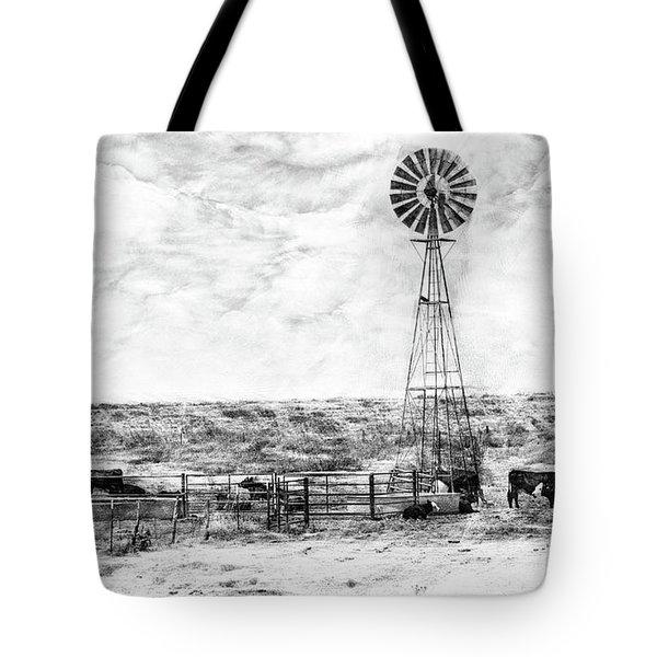 Winter Storm II Tote Bag