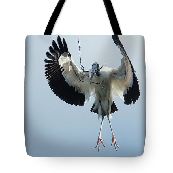 Woodstork Nesting Tote Bag