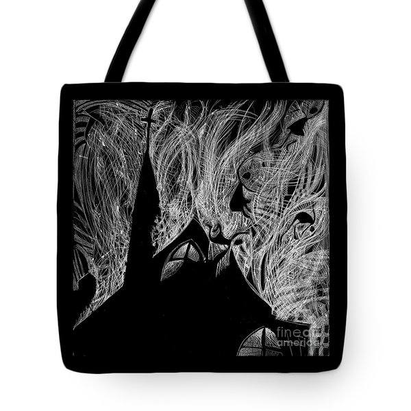 16th Street Church Bombing Tote Bag