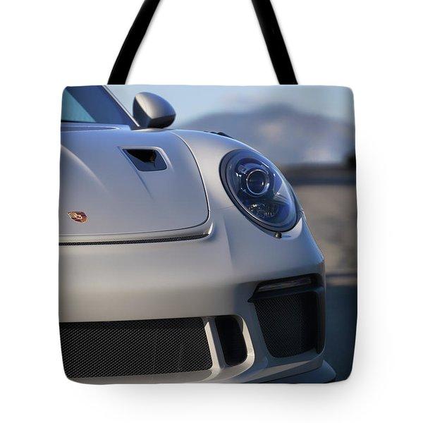 #porsche 911 #gt3rs #print Tote Bag