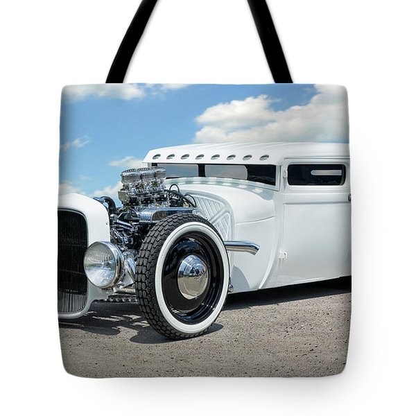 1928 Ford Low Street Rod Tote Bag